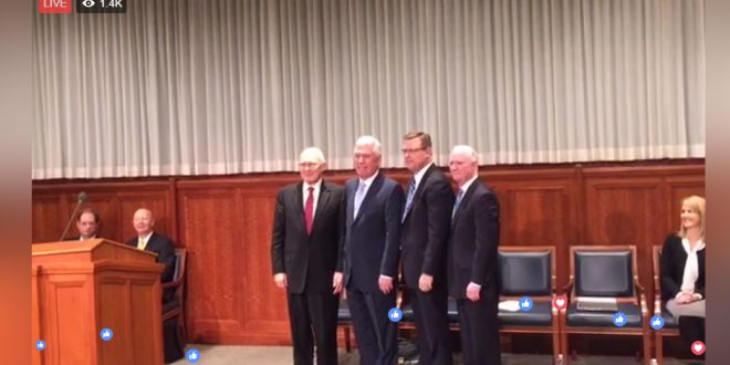 LIVE: LDS Apostles Discuss BYU Pathway Program Going Worldwide