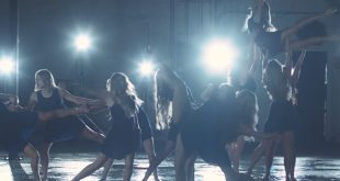 "BYU Cougarettes Join BYU Noteworthy for ""Unsteady"" Music Video"