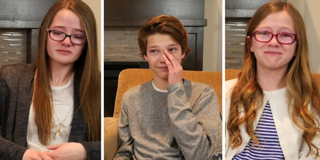 Grandchildren of Senior Missionary Injured in Terrorist Attack Speak Out in Touching Video