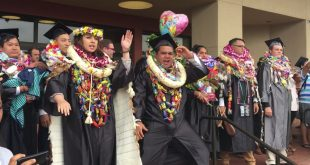 Powerful Haka Performed to Honor BYU-Hawaii Graduates