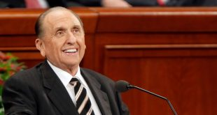 President Thomas S. Monson Released from Hospital