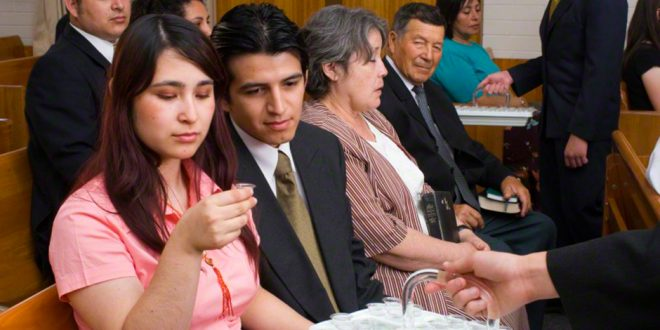 3 Things to Do When the Sacrament Has Become Rote | LDS Daily