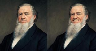 Famous LDS Paintings Get Optimistic Makeover With FaceApp