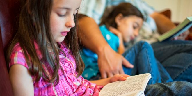 How to Help Your Children Love the Scriptures
