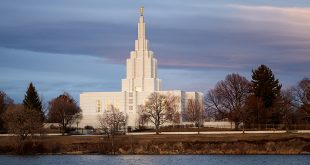 Idaho Falls Idaho Temple Rededicated