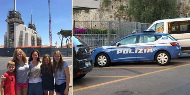Jenny Oaks Baker & Family Robbed in Italy