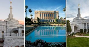 Three Mormon Temples in the US to Close for Renovation
