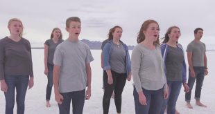 "Utah Teens Create Beautiful Rendition of ""Even When He is Silent"""