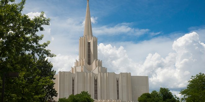 Jordan River Utah Temple Open House and Rededication Dates Announced