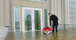 LDS Church Issues Update on Hurricane Harvey