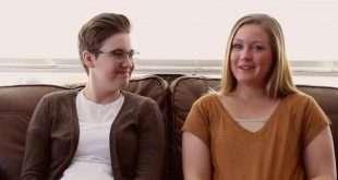 Splitting the Sky: Courtney & Rachelle