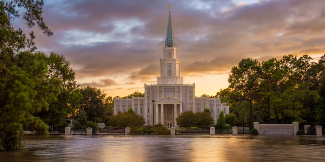 "UPDATE: Houston Texas Temple Suffers ""Significant Damage"""