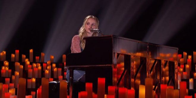 Watch LDS Teen Evie Clair's Emotional America's Got Talent Performance