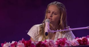 "Evie Clair Sings ""Yours"" in Another Stunning AGT Performance"