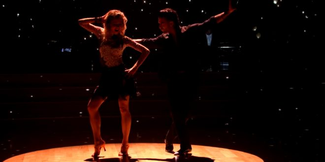 Watch Lindsey Stirling's Cha Cha on Dancing with the Stars