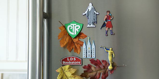 Check Out These Delightful New LDS Magnets