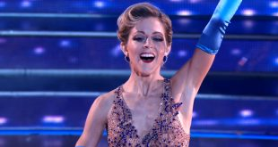 Lindsey Stirling Heads to Semi-Finals of Dancing With The Stars