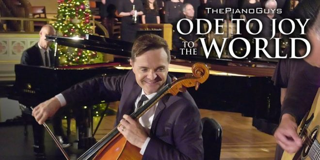 "The Piano Guys' ""Ode to Joy To The World"" Inspired By Tragedy"