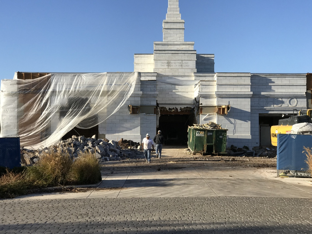 Oklahoma City Lds Temple