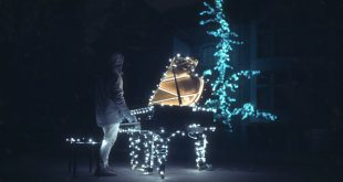 "The Piano Guys Use Half a Million Christmas Lights in ""I Saw Three Ships"" Music Video"