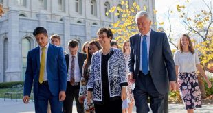 Elder Dieter F. Uchtdorf's New Assignments Announced