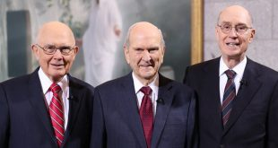 Russell M. Nelson Named 17th Mormon Church President