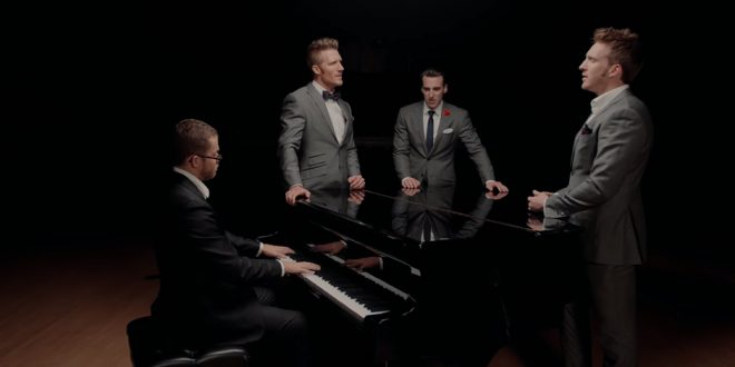 "Watch GENTRI's Tender Arrangement of ""Be Still My Soul"""