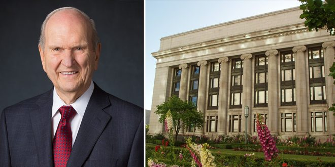 What We Know About President Nelson's Special Live Announcement