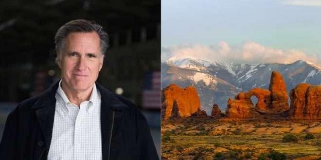 Mitt Romney Announces Run for United States Senate