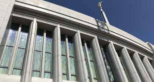 Dedication Date Announced for Rome Italy Temple