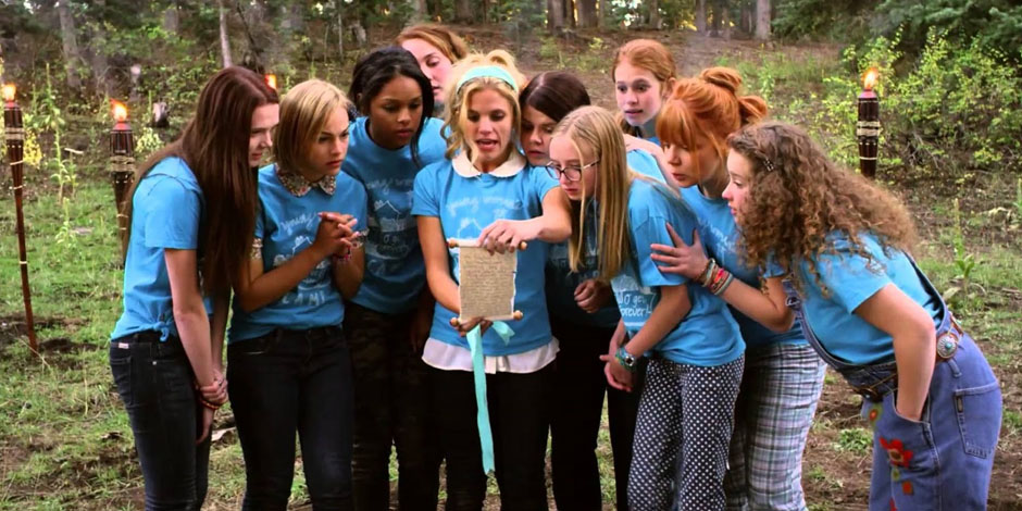 It's just a photo of Impertinent Girls Camp Lds