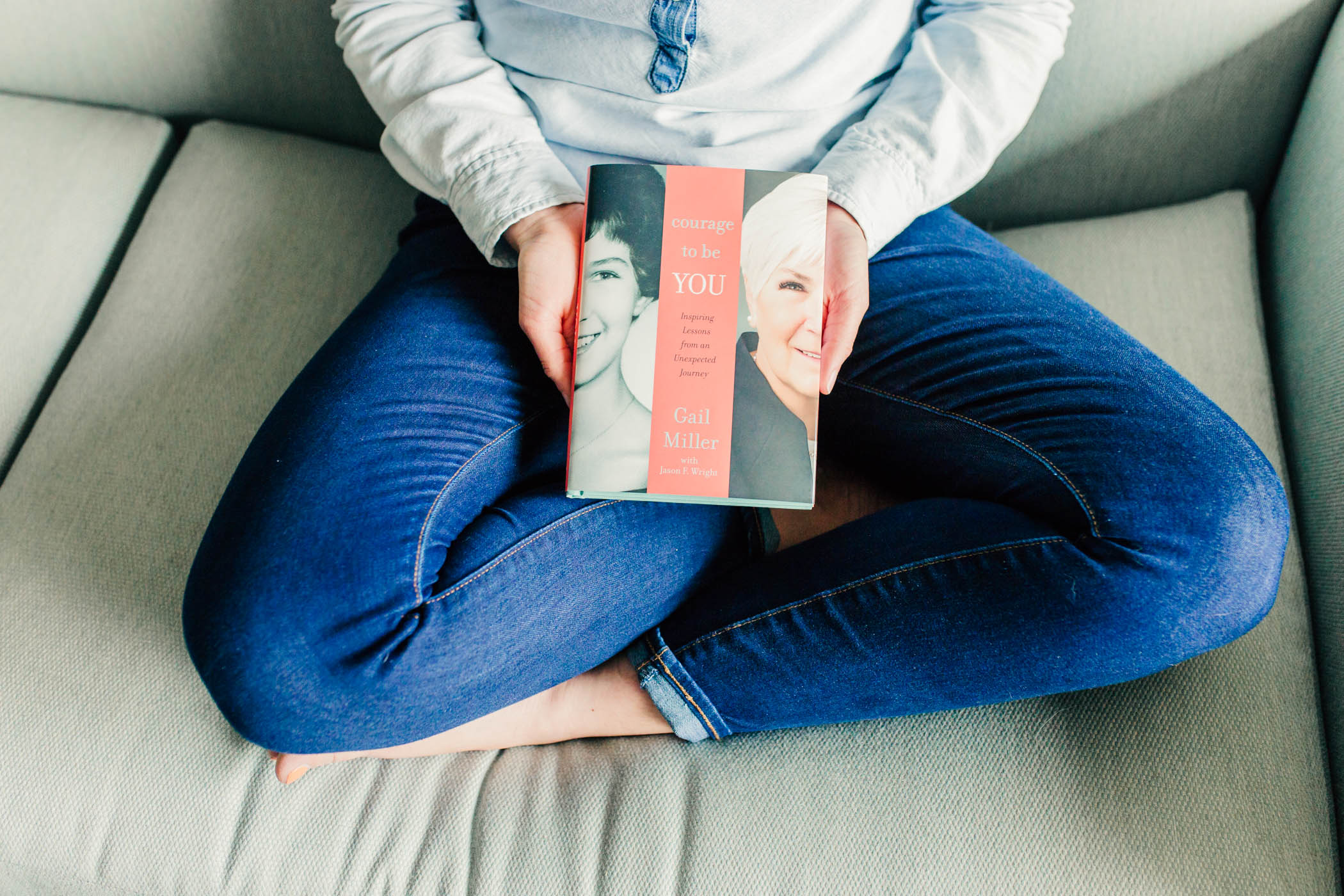 Courage to Be You - LDS Mother's Day Gifts