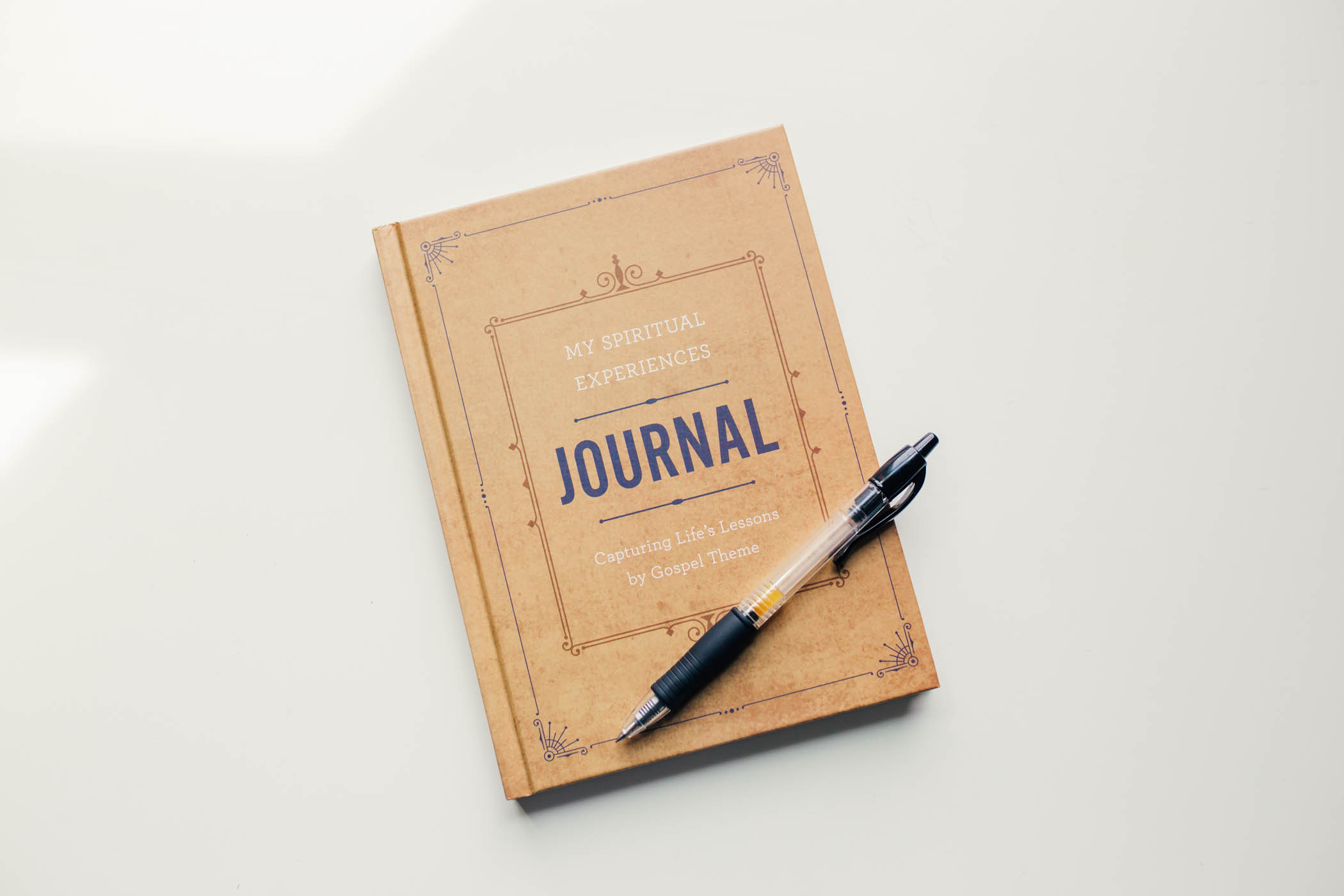 My Spiritual Experiences Journal - LDS Mother's Day Gifts