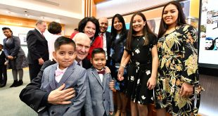 President Nelson Begins Global Ministry Tour in the UK