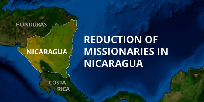 Church Removes Over Half of Missionaries in Nicaragua Due to Growing Unrest