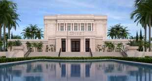 Major Renovation Planned for Mesa Arizona Temple