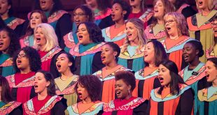 At 'Be One' Celebration, a Call for Optimism and Overcoming Prejudice