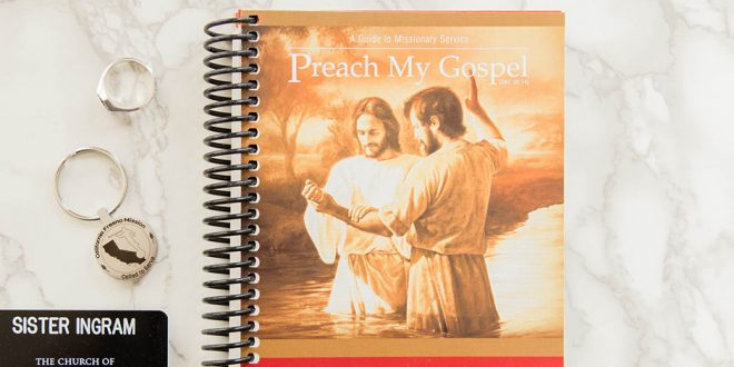 Major Changes to Preach My Gospel's Key Indicators Announced