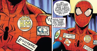 Anti-Latter-day Saint Reference Scrubbed from Spider-Man Comic