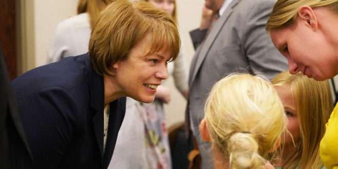 Latter-day Saint Women Leaders Visit America's Heartland