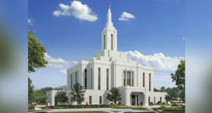 Beautiful Rendering Released for Pocatello Idaho Temple