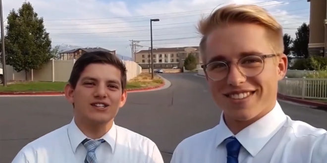 These Missionaries Want to Share a Quick Message of Hope With You