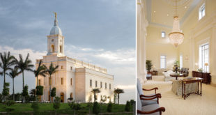 Here's Your First Look Inside the Barranquilla Colombia Temple!