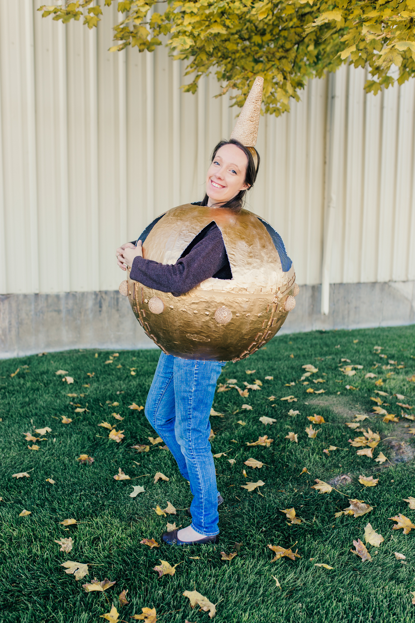 LDS Halloween Costume | DIY Liahona Costume