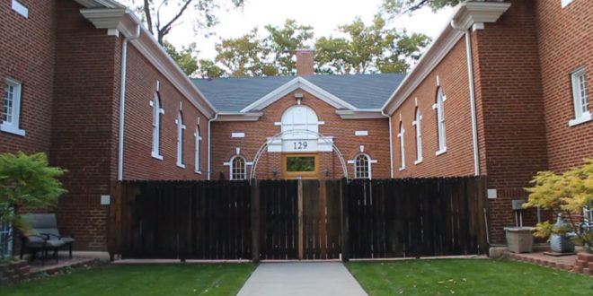 Old Latter-Day Saint Chapel Turned Into Amazing Home