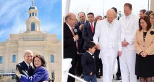 President Nelson Dedicates Concepción Chile Temple