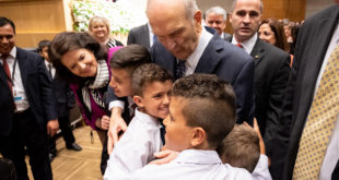 President Nelson, Elder Stevenson Reach Paraguay on South America Tour