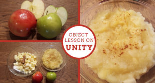 LDS Object Lesson on Unity | Same at the Core