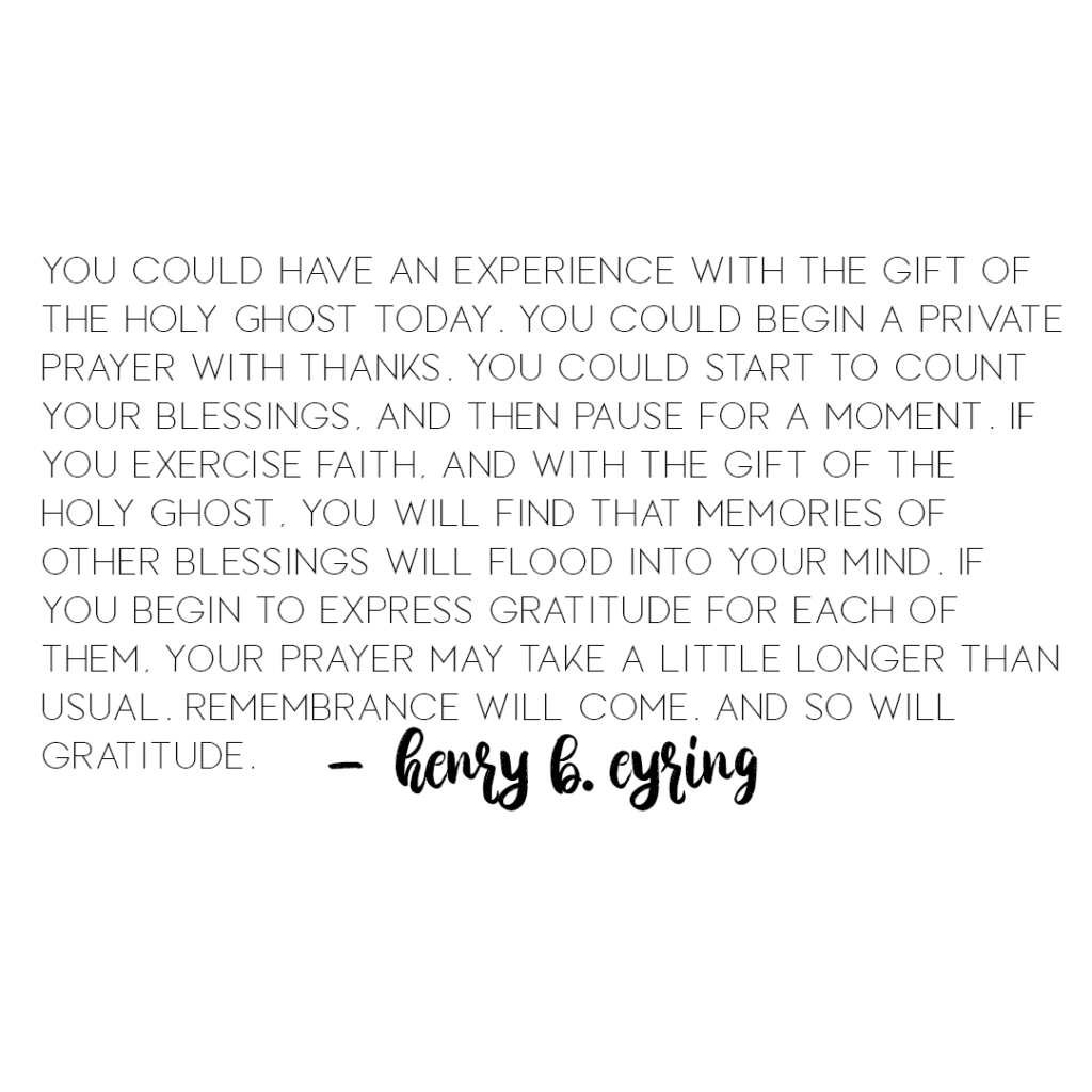 10 LDS Quotes on Gratitude to Help You Count Your Blessings ...