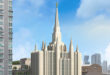 Church Announced Groundbreaking for Bangkok Thailand Temple